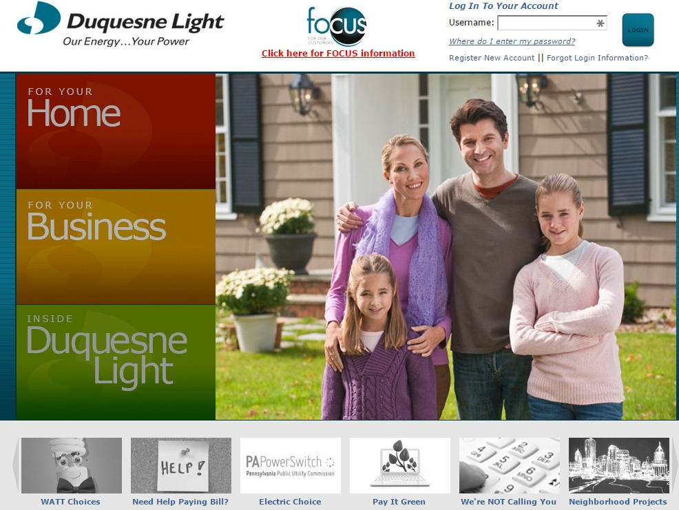 Duquesne Light Bill Pay  Easy Ways To Pay