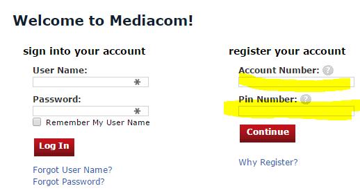 call mediacom pay bill