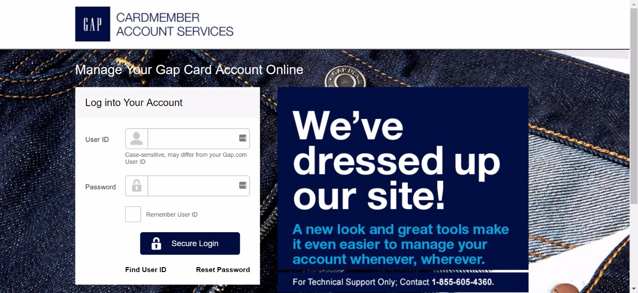 The Gap credit card is a store rewards card that offers plenty of discounts on brand new merchandise sold by the department store change Money is the issuer of the Gap credit card. Only those who have a fair to good credit history would qualify for the Gap credit card.
