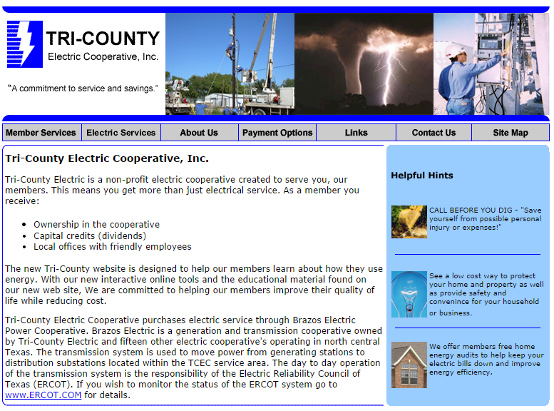 Tricounty Electric Cooperative Bill Pay 4 Ways To Pay