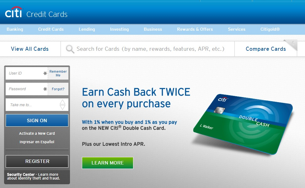 Citicards Pay Bill >> Www Citicards Com Citi Cards Citibank Informerbox