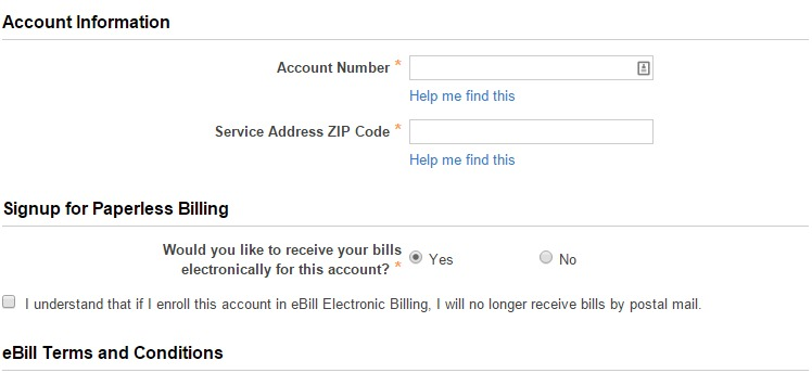 jersey central power and light bill payment methods bill jersey central power and light bill pay informerbox 993
