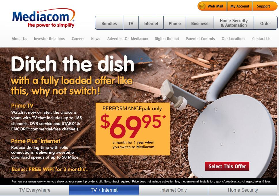 Mediacom Bill Pay Informerbox